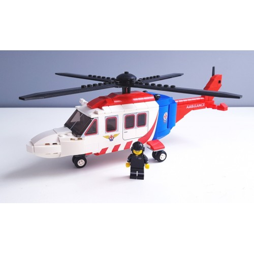 Ambulance Victoria AW-139 Helicopter