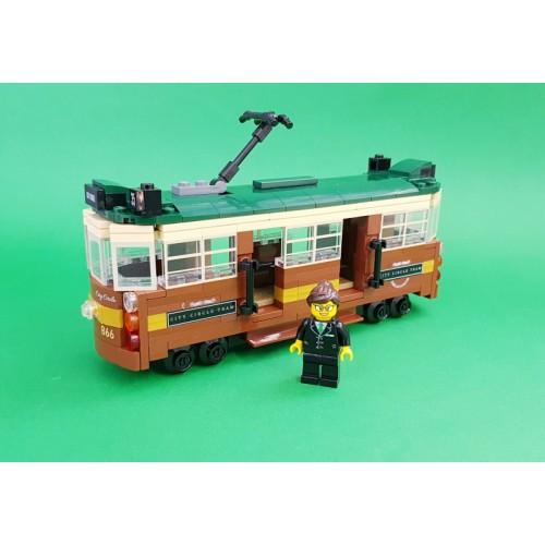 Melbourne W-Class Tram