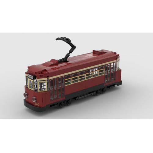Glenelg South Australia H-Class Tram