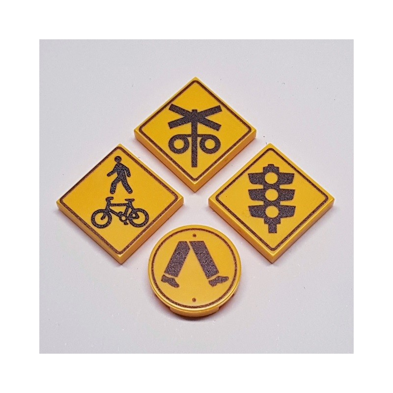 Road Signs - Crossings