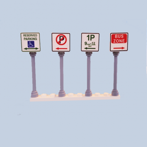 Road Signs - Parking