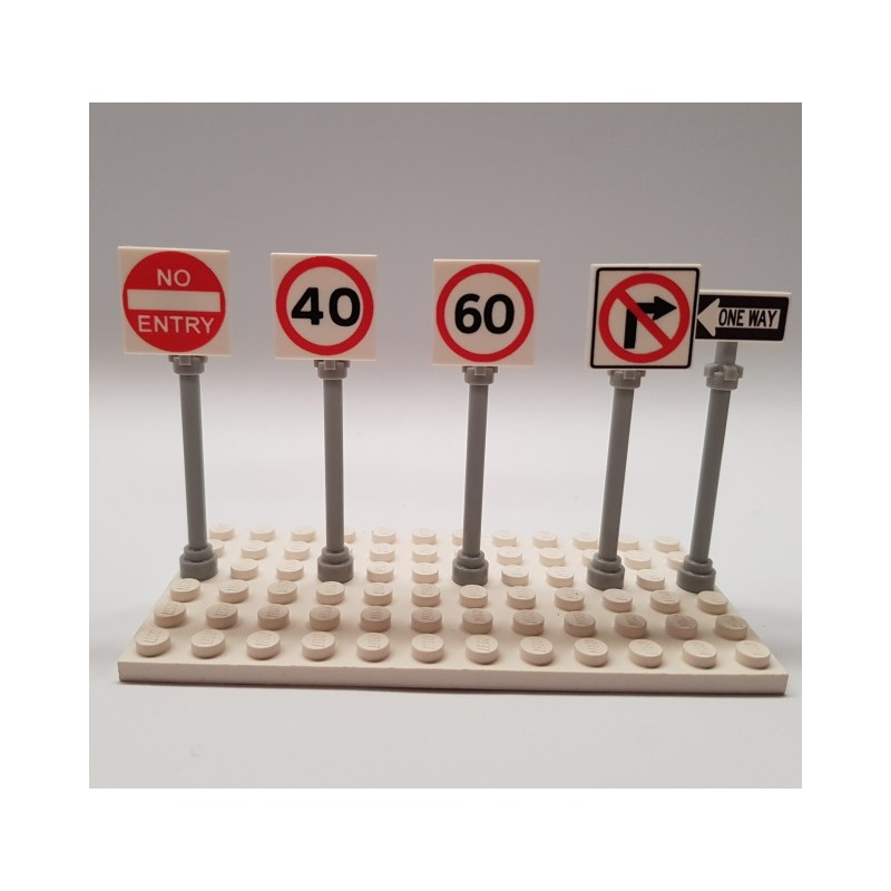 Road Signs - Speed