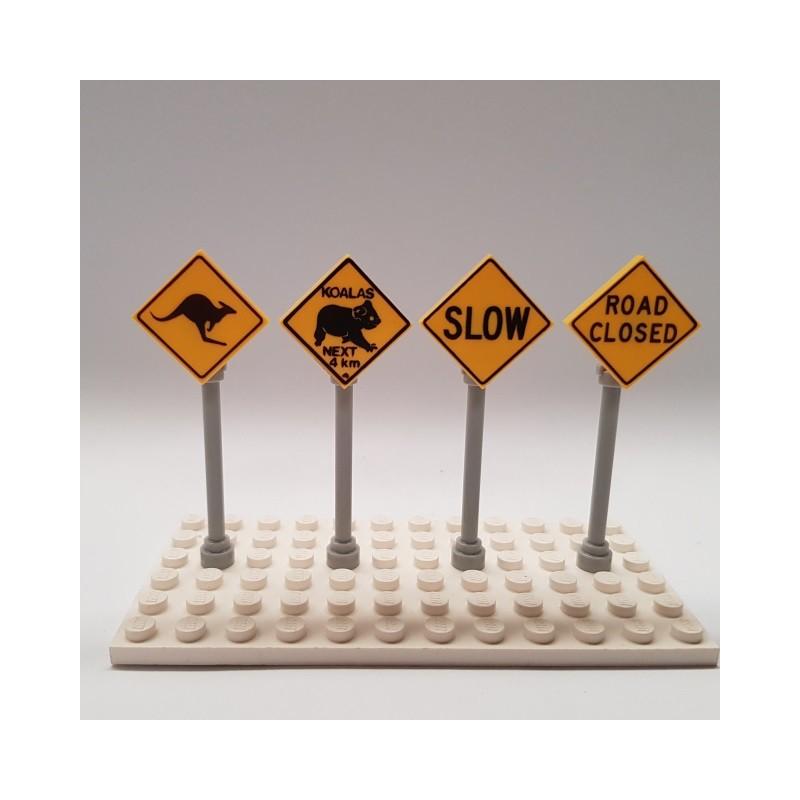 Road Signs - Rural