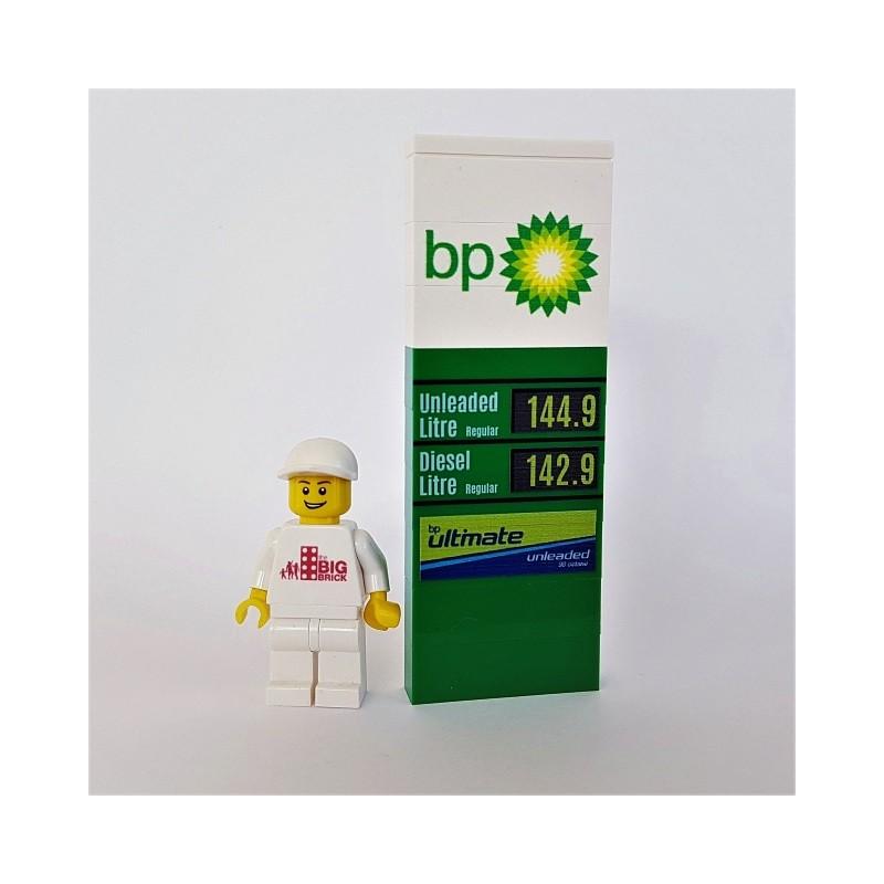 Service Station Sign - BP