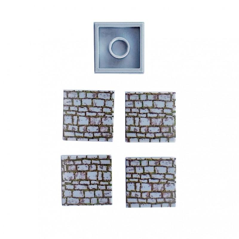 Cobblestone Tiles