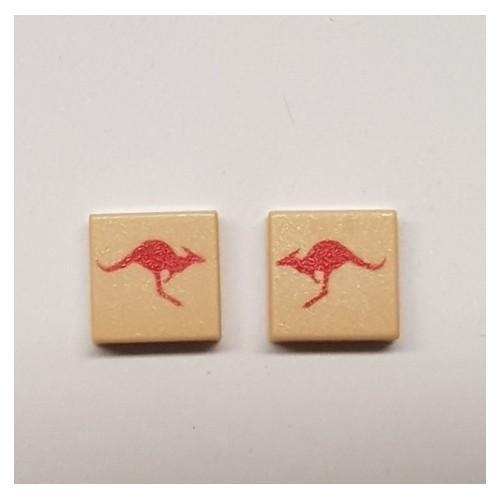 Australian Army Kangaroo Insignia