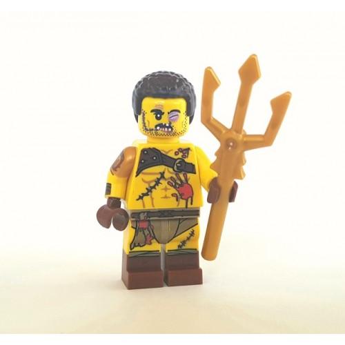 Battle Scarred Gladiator