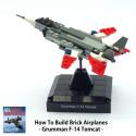 Text Tile - Grumman F-14 Tomcat