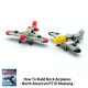 Text Tile - North American P51D Mustang