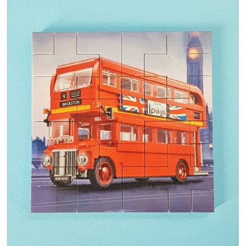 Jigsaw - London Bus