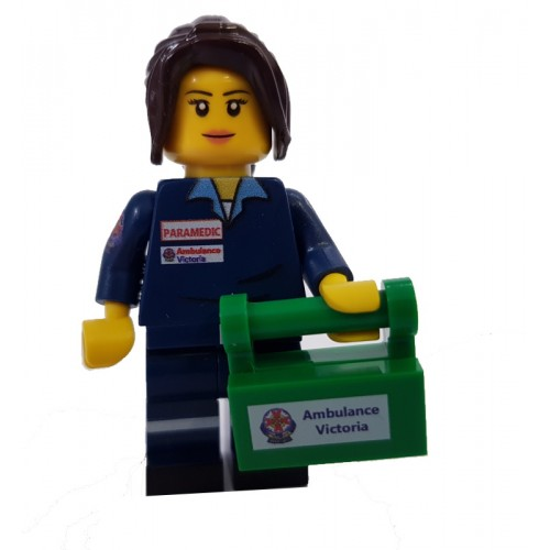 Ambulance Victoria PARAMEDIC
