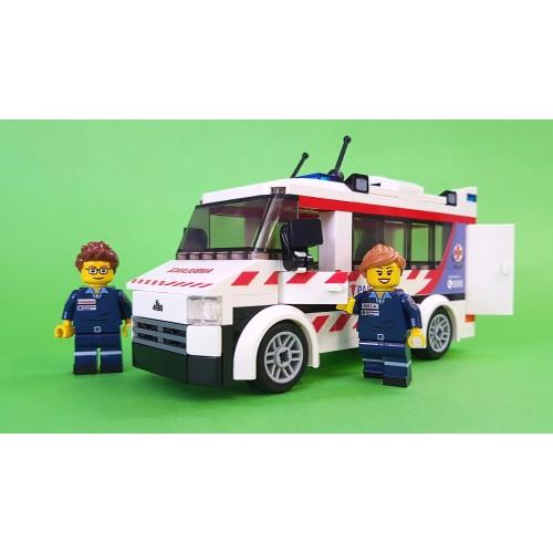 AV Ambulance - Pre Order March Delivery