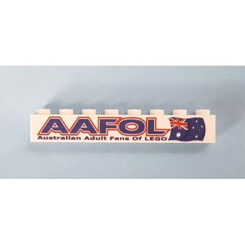 AAFOL Printed Brick