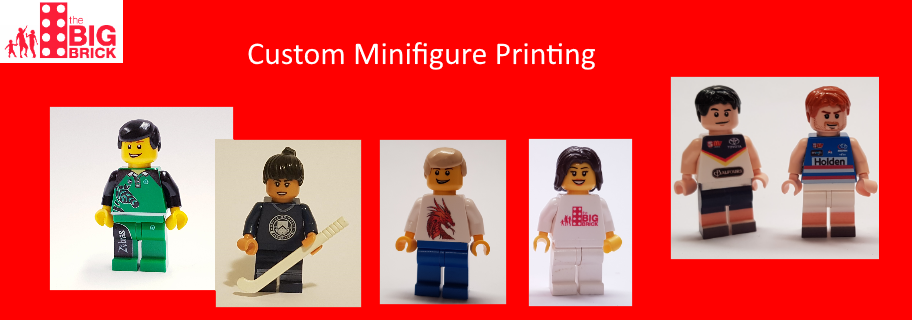 Custom Minfigures
